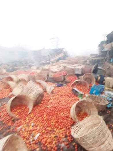Oyo Violence: Seyi Makinde Imposes Curfew, Shuts Down Shasha Market
