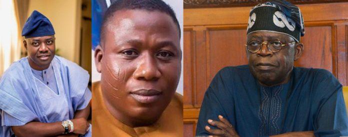 Sunday Igboho and Tinubu