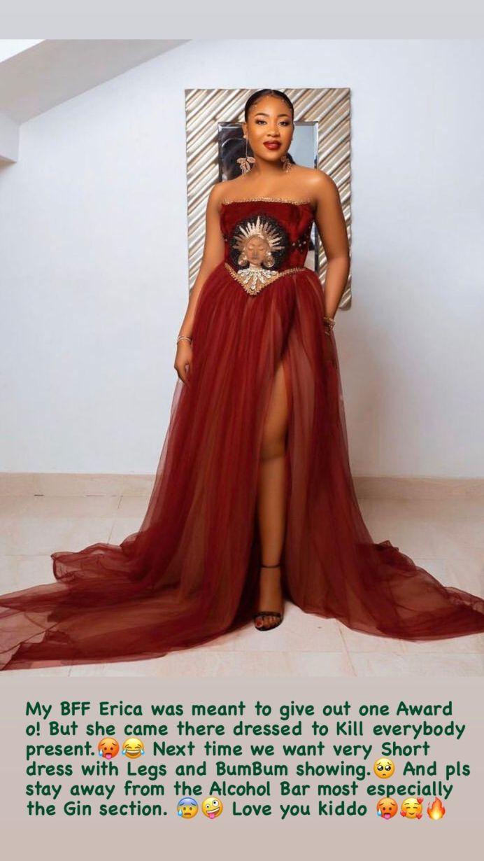 The Headies 2021 N6 reacts to celebrities' dressing KOKO TV Nigeria (2)