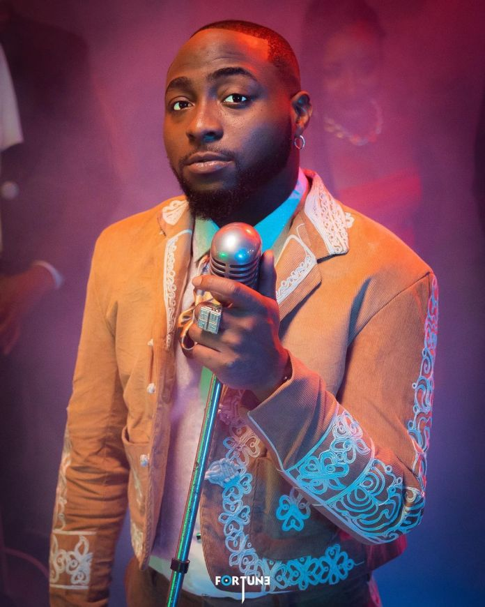Davido Reminisces As He Visits His Old Apartment