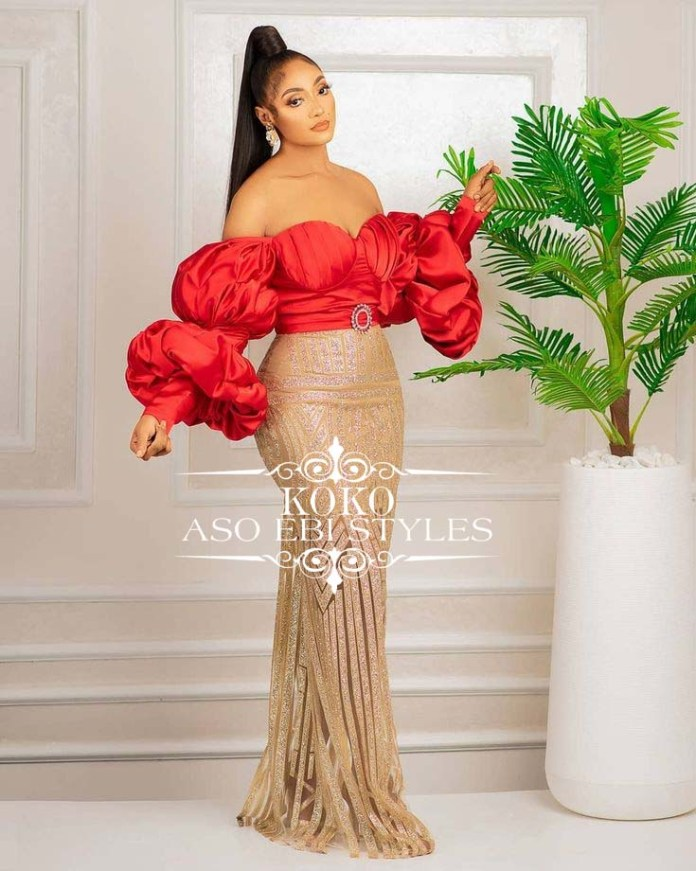 Bridesmaid Aso Ebi Styles