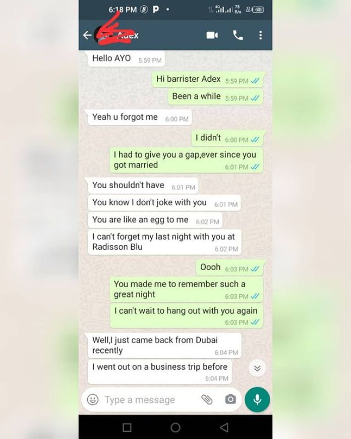 Men Be Dragging Men From Women - Gay Shares Appointment Chats With Married Partner-