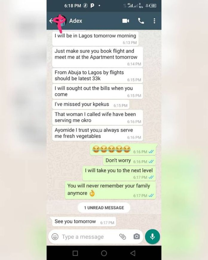 Men Be Dragging Men From Women - Gay Shares Appointment Chats With Married Partner