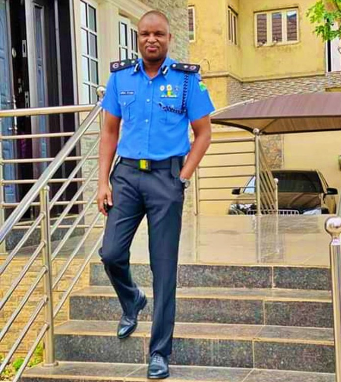 Deputy Inspector General of Police Abba Kyari