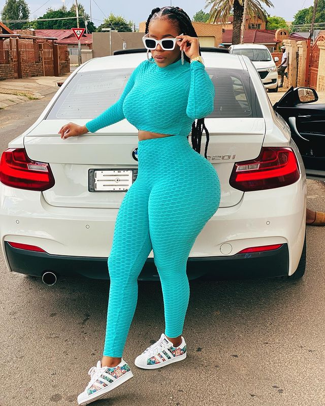 Dineo Moloisane Is The Curvy Goddess Shutting Down Social Media In Style