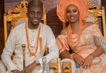 Minister GUC and Nene Ntuk Traditional Wedding Pictures