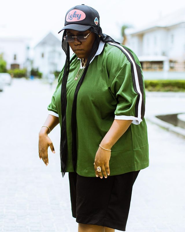 """It Had To Be David"" – Teni Explains Why Only Davido Featured On Her Album"
