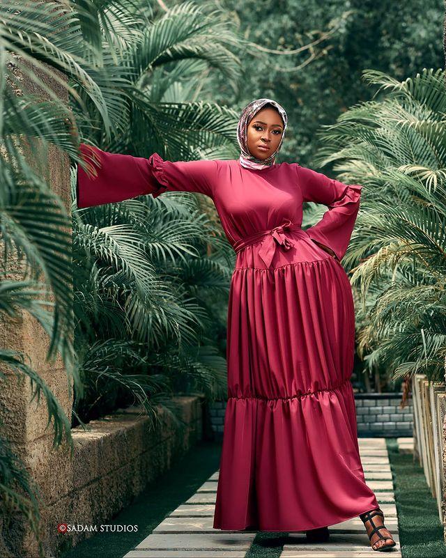 Abdulkareem Jameela Is The Muslimah Model Portraying Modesty To The World