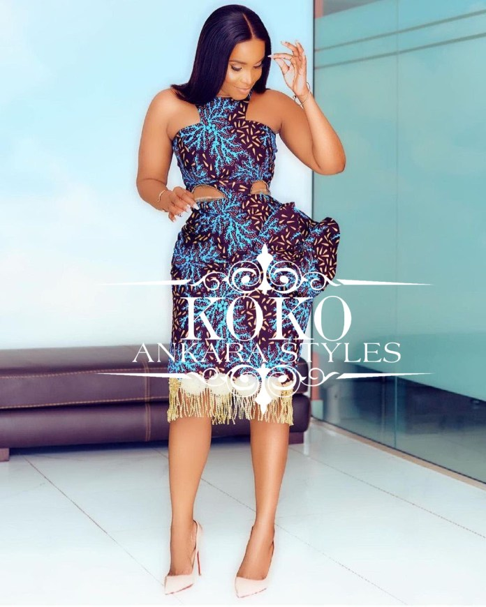 Ankara Styles for evening outings