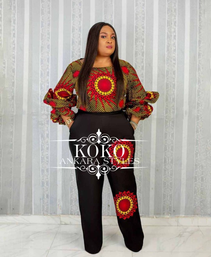 Pack On all Creativity And Beauty In These Ankara Styles