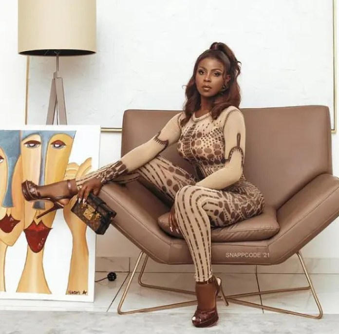 BBNaija Khloe Cries Out After She Was Betrayed By A Friend