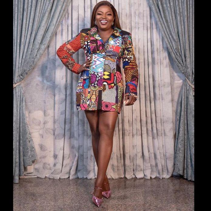 Funke Akindele Is Effortless Chic In Stunning Snaps