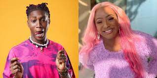 Bellas Shmurda and DJ Cuppy