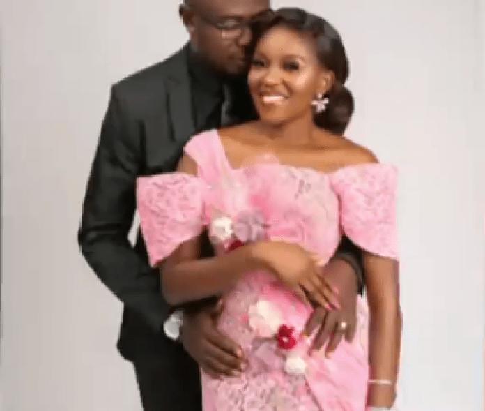 """My Fears Held Me Down For So Long"", Biola Adebayo Says As She Weds Beau"
