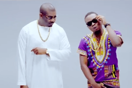Don Jazzy & Olamide