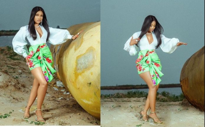 BBNaija Tacha Is Smokin' Hot In These Snaps