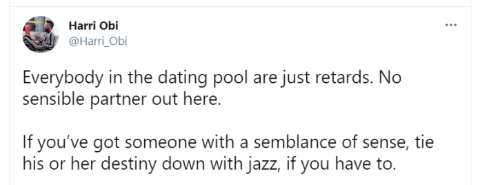 If You Find A Partner With Some Sense, Tie His Or Her Destiny With Jazz - Media Personality Gives Diabolical Relationship Advice