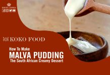 How To Make Malva Pudding