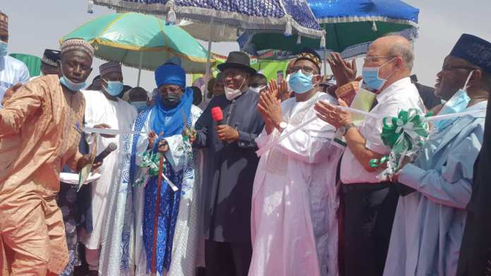 Leadership Of Friends And Family Rather Than Ability Is Nigeria's Problem - Jonathan