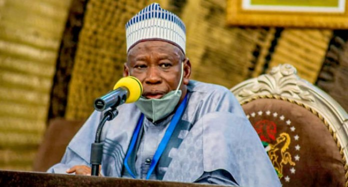 Bandits Gathering In Kano Forest, Please Help - Ganduje Tells Army