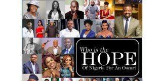 Who Is The Hope Of Nigeria For The Oscars?