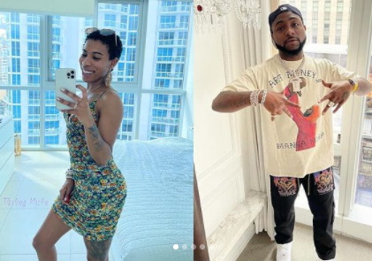 Porn Star Calls Out Davido For Allegedly Contacting Her For Services And Not Paying Her