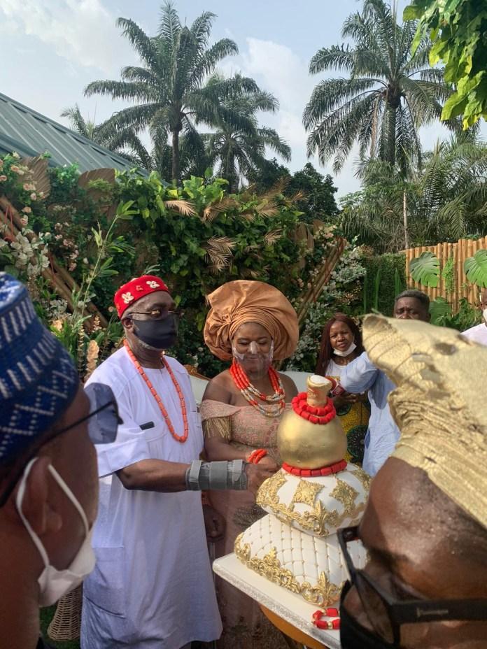 Ben Obi and Chiaka Okoye