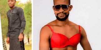 Uche Maduagwu and Gay Chef Ayomide