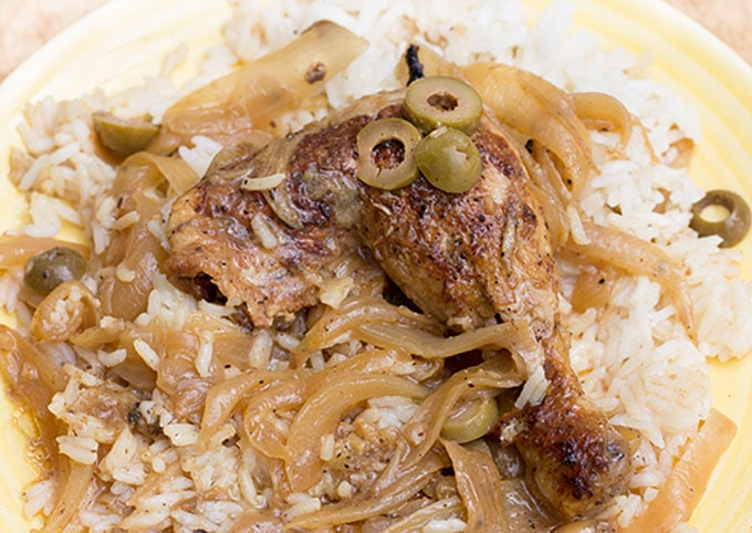 How To Make Poulet Yassa, The Senegalese Chicken And Caramelized Onions Dish