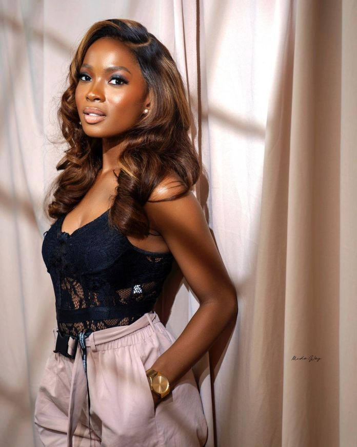 Jemima Osunde Shares The Weird Message She Received From Electrical Fixer