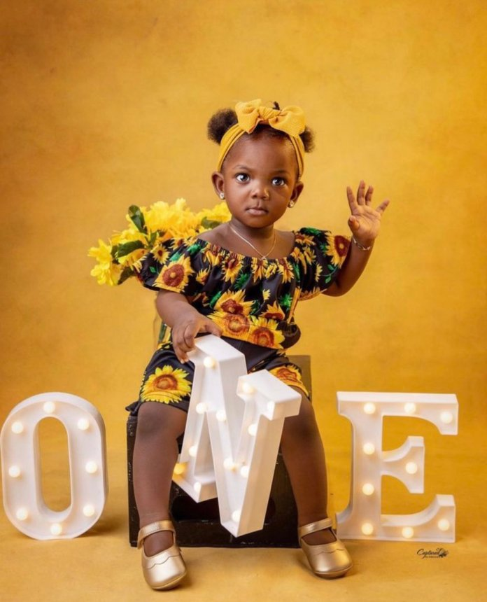 You Are Perfect - Adekunle Gold Pens Heartfelt Note To His Daughter