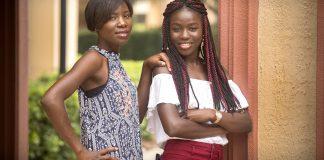 Chibok Girls Bishara and Pogu