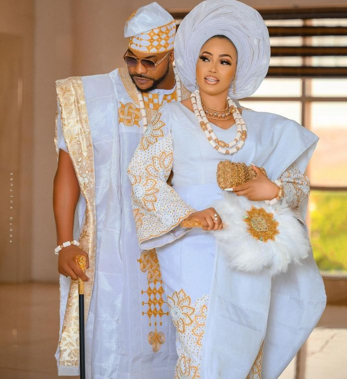 Bolanle Ninalowo And Wife Share Wedding Pictures... 17 Years After!