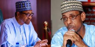 Buhari and Baba-Ahmed