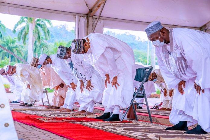 Buhari Sends Sallah Greetings, Speaks On Food Price Hike, Insecurity