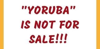 Culture Tree and British company in legal work over Yoruba trademark