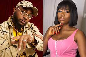 Davido Spotted Fanning Sophia Momodu At Their Daughter's 6th Birthday