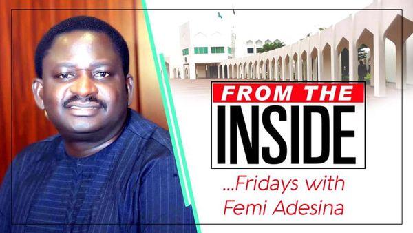 Femi Adesina From The Inside