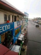 Businesses were deserted for IPOB Remembrance Day Sit At Home Order
