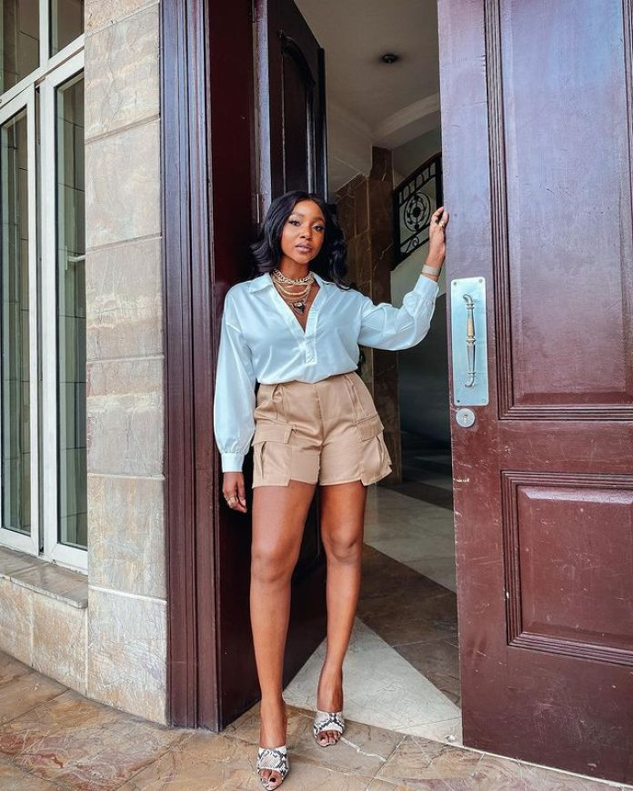 Ini Dima Okojie Is An Absolute Beauty In These Stunning Snaps