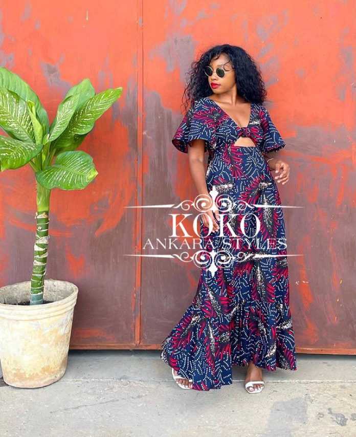 KOKOnistas Let's Begin The New Month With Alluring Ankara Styles