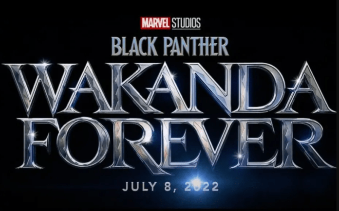 Marvel Announces Official Title And Release Date For 'Black Panther' Sequel