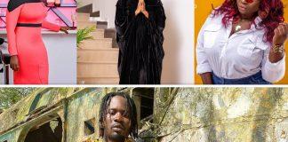 Mercy Johnson, Akuapem Poloo, Mammee Serwaa and Mr Eazi