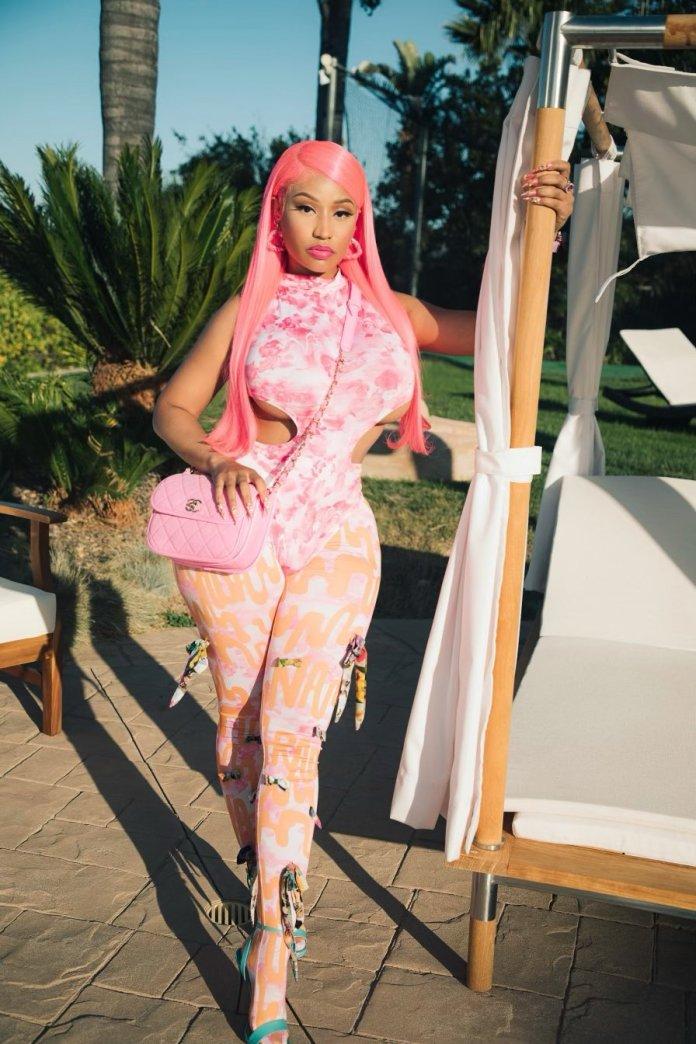 Nicki Minaj KOKO TV Nigeria 1