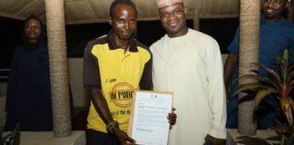 Peter Aliyu and Yahaya Bello