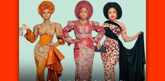 Serve Epic Wedding Guest Style In These Chic Aso Ebi Styles