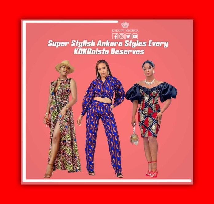 Super Stylish Ankara Styles Every KOKOnista Deserves