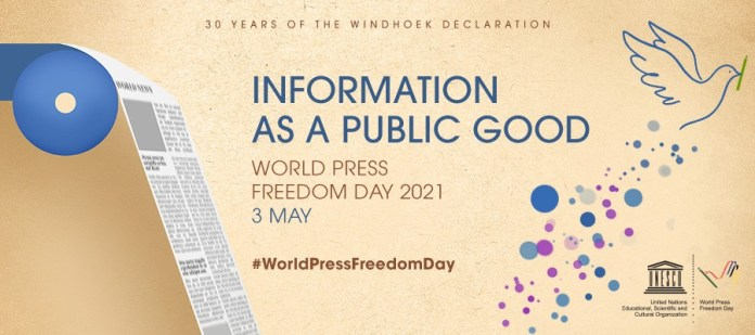 #WorldPressFreedomDay: Journalists Must Be Empowered To Engender National development
