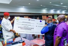 Akarachi Foundation Donates 100m To Imo State For Youth Development