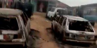 Igangan Attacks KOKO TV NG 8